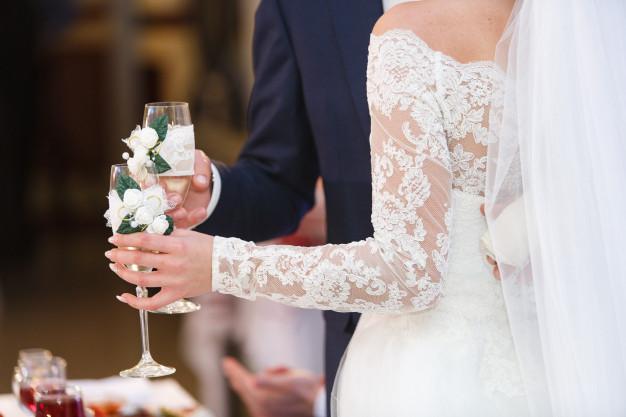 wine for wedding
