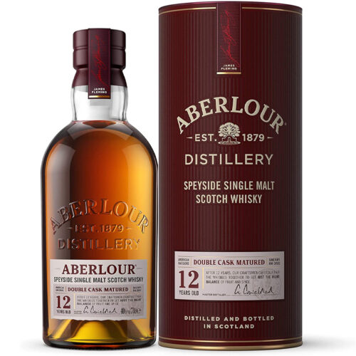Aberlour 12 Year Old Whisky 1L