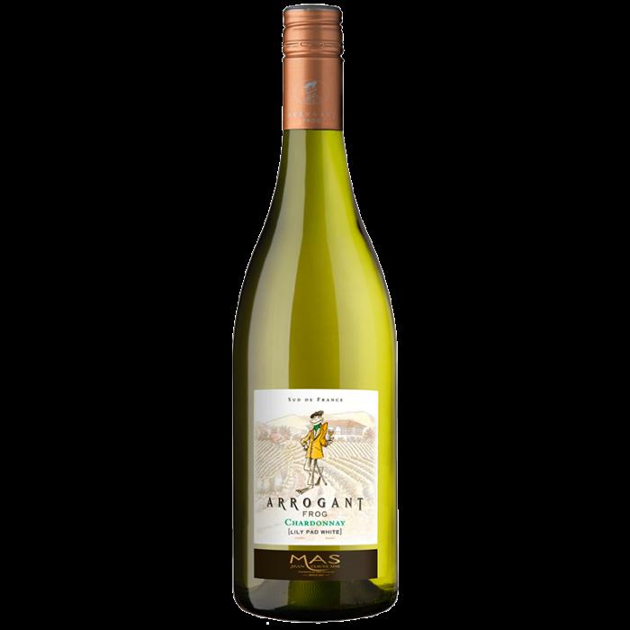 Arogant Frog Organic Chardonnay 750ML