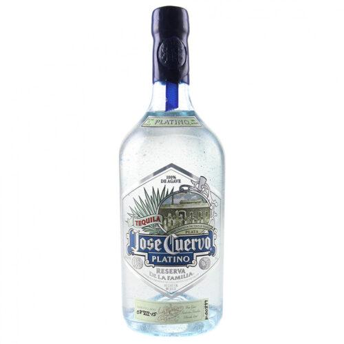 Jose Cuervo Platino Tequila 750ML