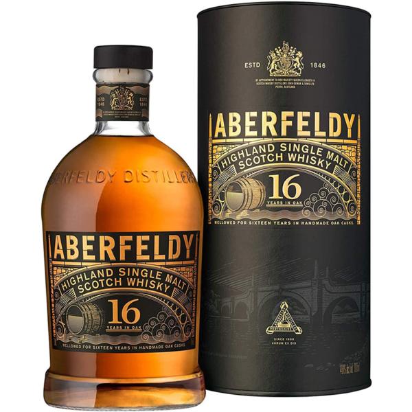 Aberfeldy 16 Year Old Whisky 700ML