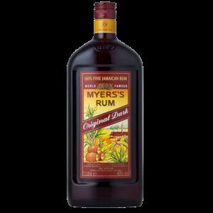 Myer's Original Dark Rum 1L