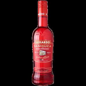 Luxardo Sambuca and Cranberry 700ml