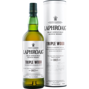Laphroaig Triple Wood Scotch Whisky 700mL