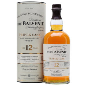 The Balvenie 12 Year Old Triple Wood 1L