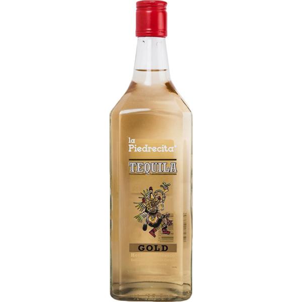Tequila la Piedrecita Gold 700ml