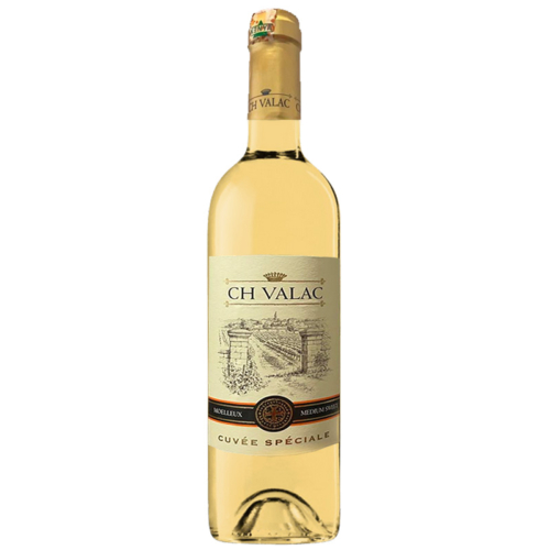 CH Valac Moelleux medium Sweet White 750ML