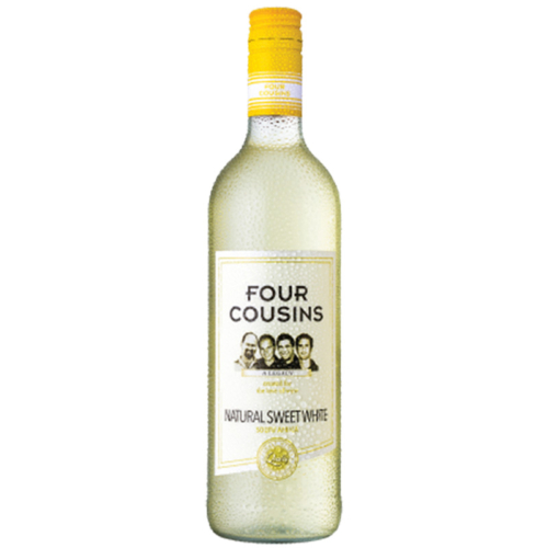 Four Cousins Natural Sweet White 750ML