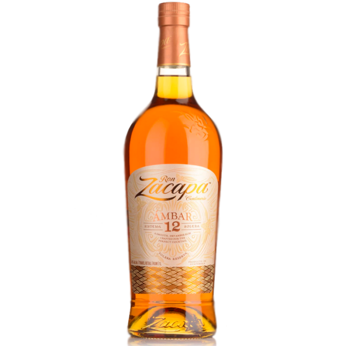 Ron Zacapa Ambar 12 Year Old Rum 1L