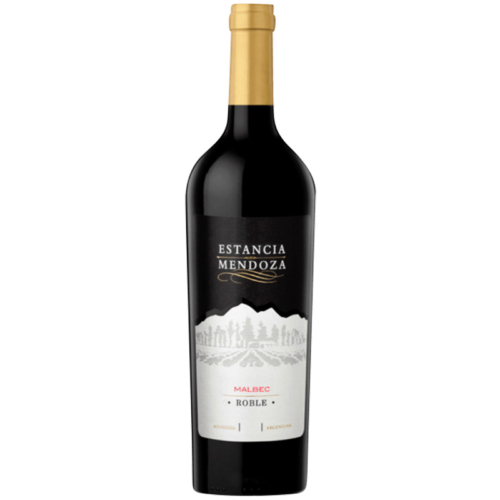 Estancia Mendoza Oak Malbec Roble 750ML