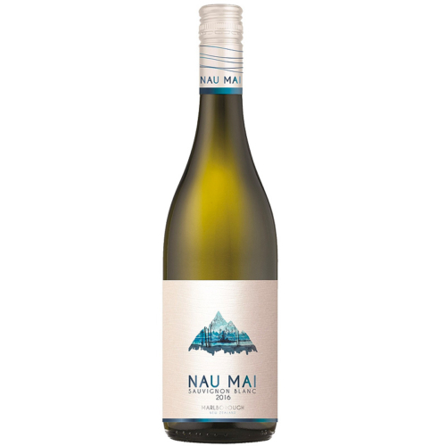 Nau Mai Malborough Sauvignon Blanc 750ML