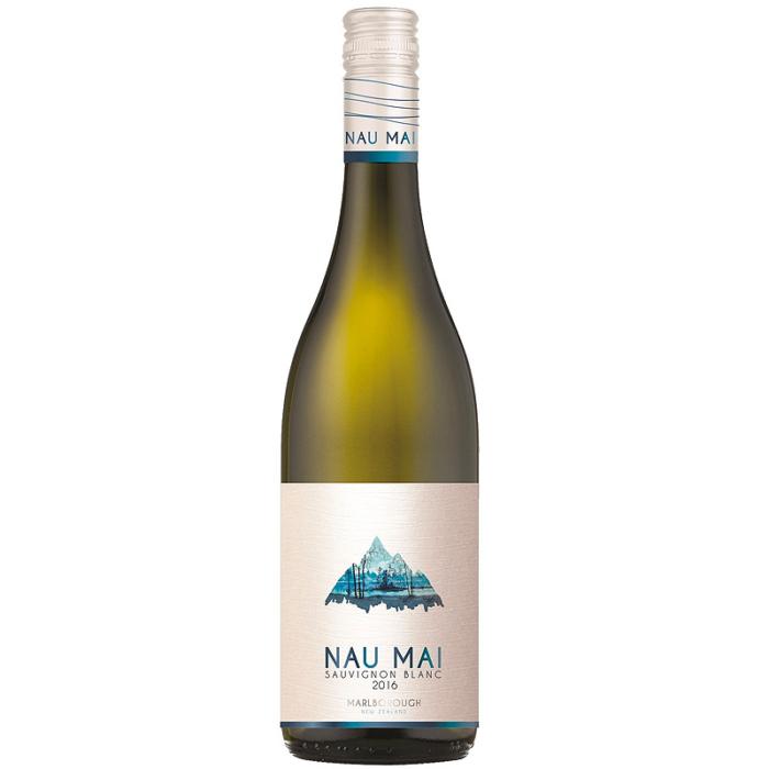 Nau Mai Malborough Sauvignon Blanc 750ML