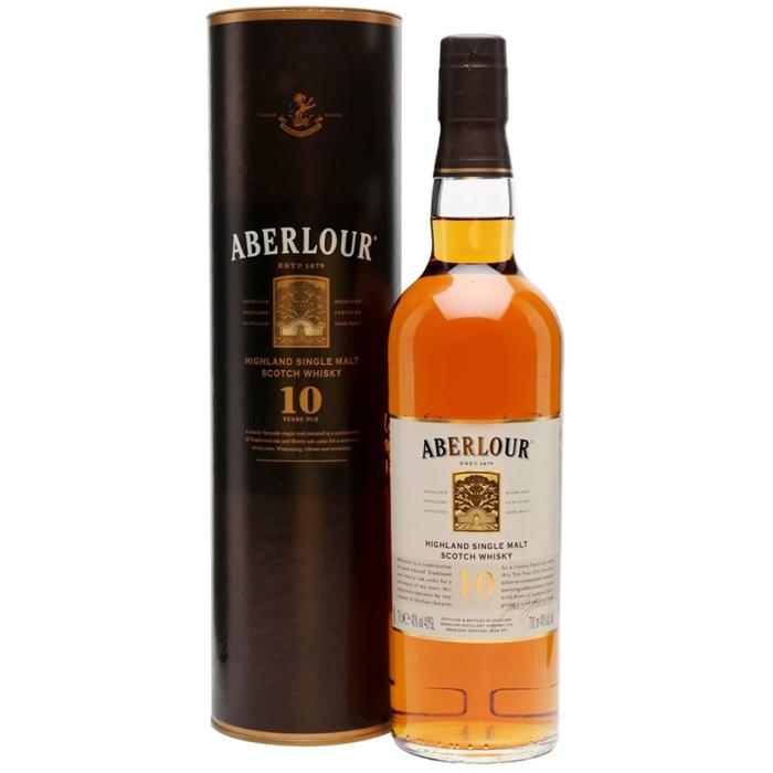 Aberlour 10 Year Old Whisky 700ML