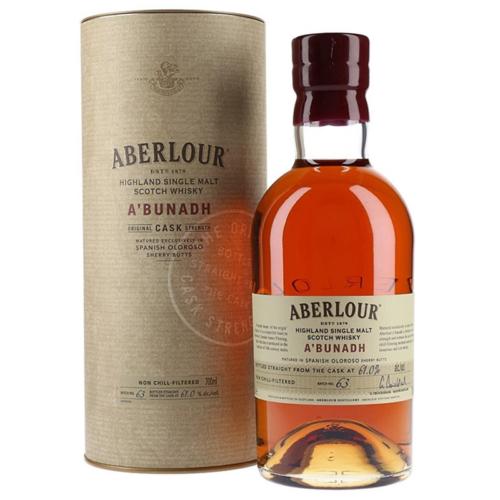 Aberlour A'bunadh Cask 700ML