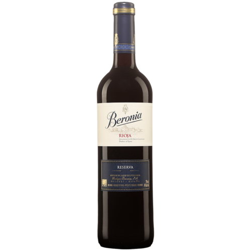 Beronia Rioja Reserva 750ML