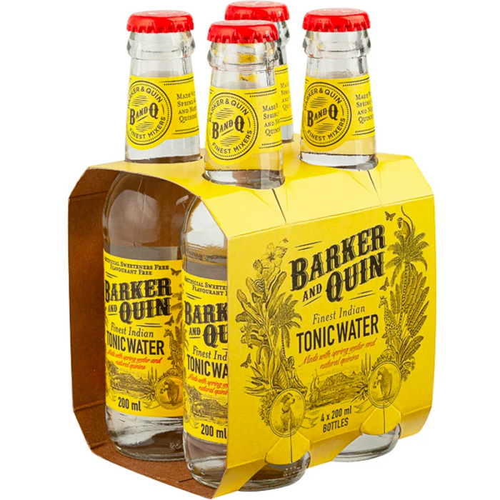 Barker & Quin Indian Tonic Water 200ML