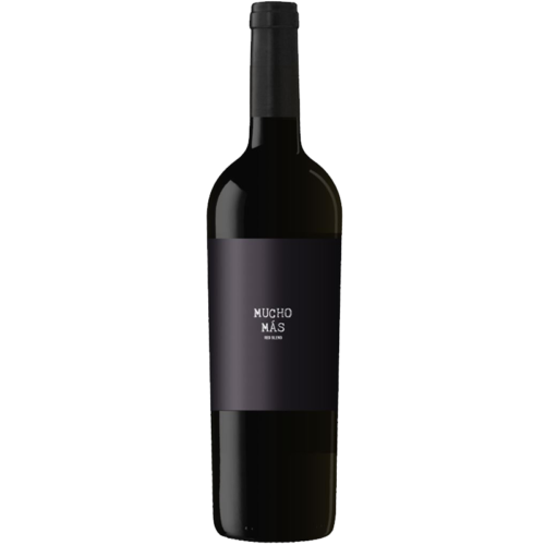 Mucho Mas Black Edition 750ML