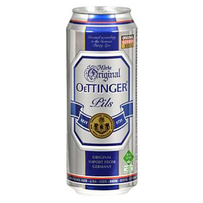 Oettinger Pils 500ML (can)