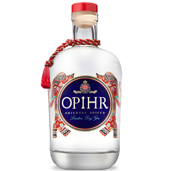 Opihr Oriental Spiced London Dry Gin 700ML