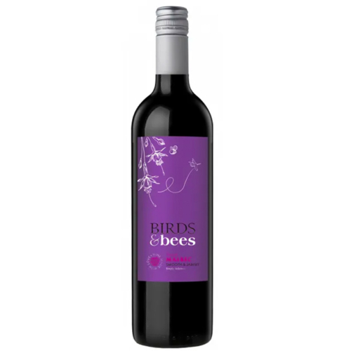 Birds & Bees Sweet Malbec Red 750ML