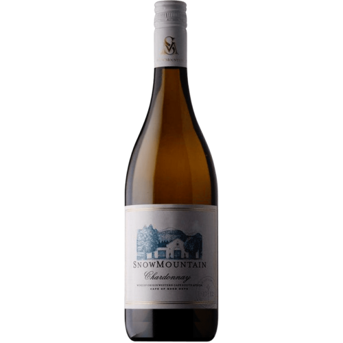 Snow Mountain Chardonnay 750ML