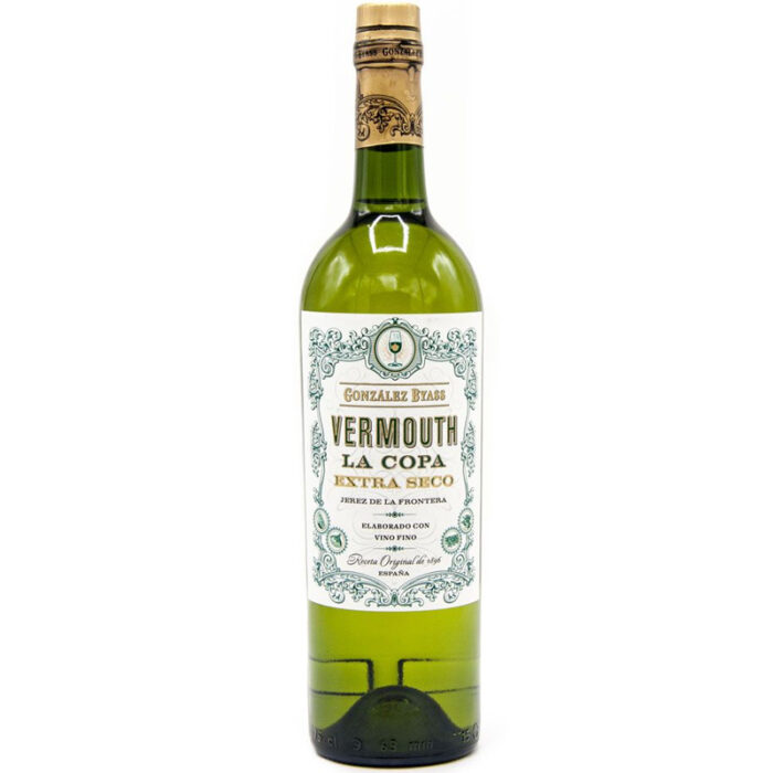 La Copa White Vermouth 750ML