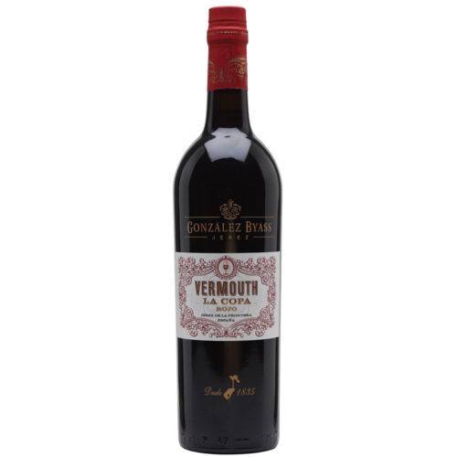 La Copa Red Vermouth 750ML