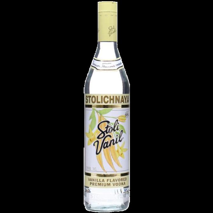Stolichnaya Stoli Vanil 750ML