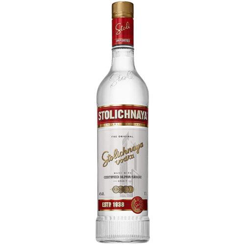 Stoli Premium Vodka 750ML