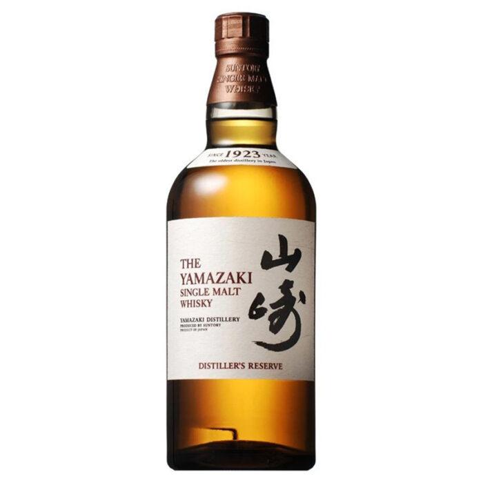 Yamazaki Distillery Reserve Single Malt 700ML
