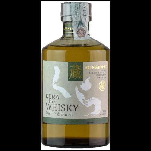 Kura The Whisky With Rum Cask Finish 700ML