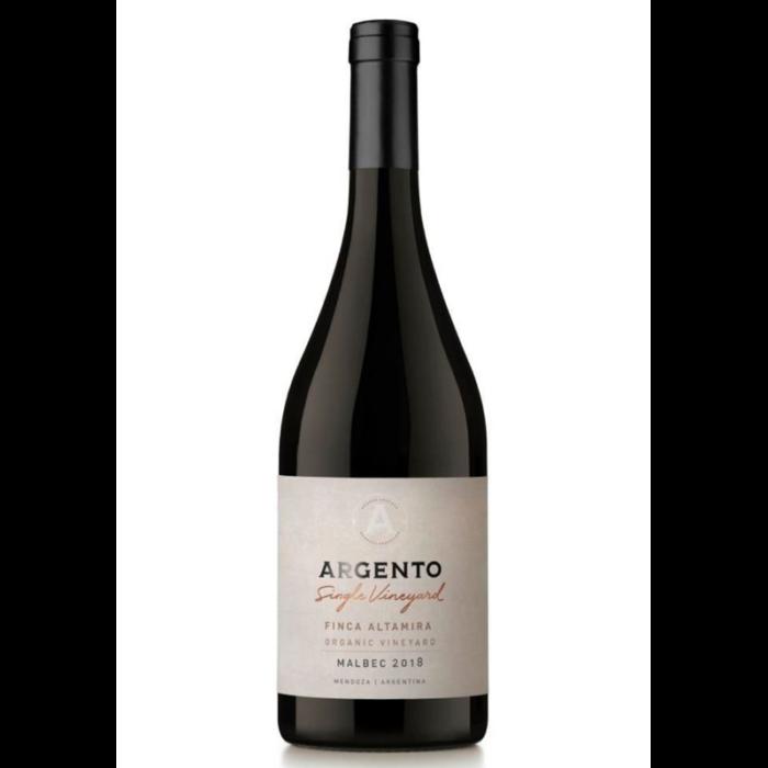 Argento Altamira Organic Malbec 750ML
