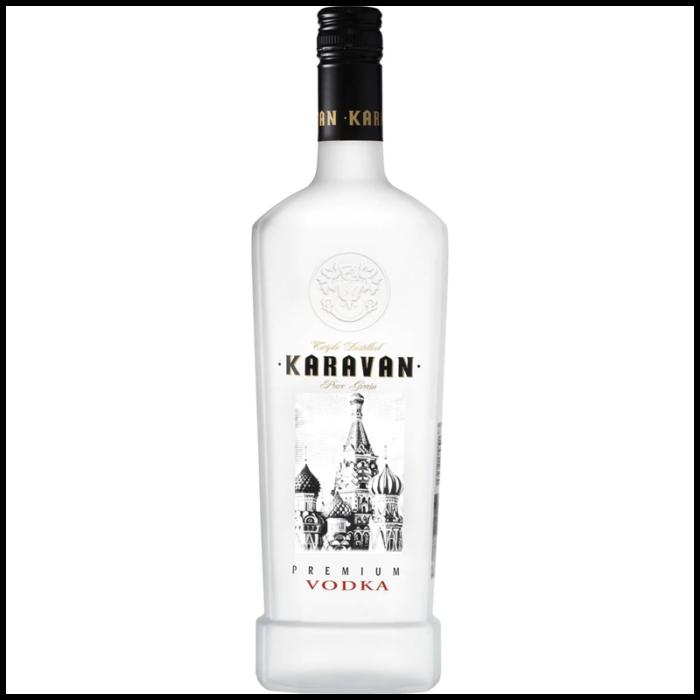 Karavan Premium Vodka 700ML