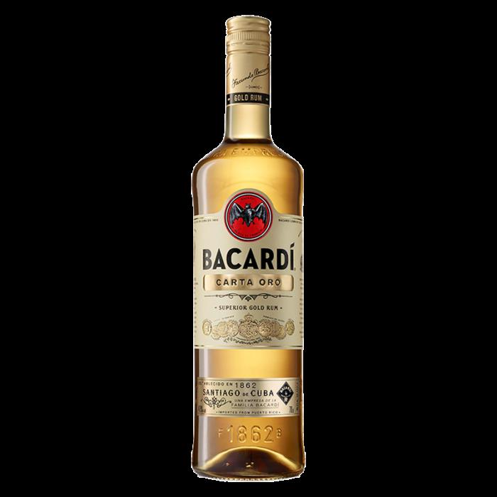 Bacardi Carta De Oro RUM 750ml