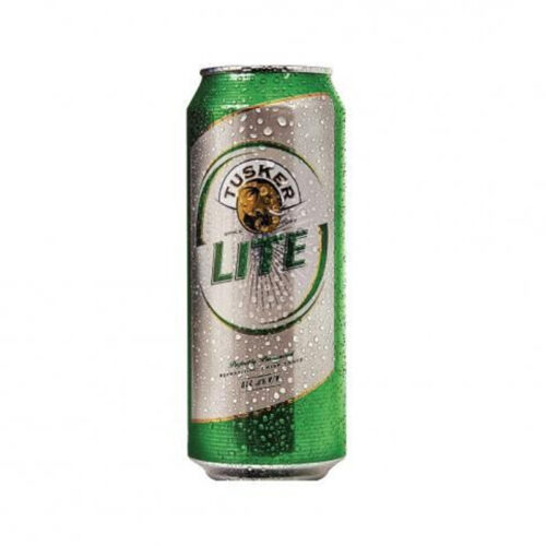 Tusker Lite 500ML Can