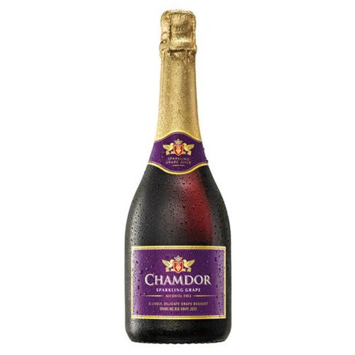 Chamdor Sparkling Grape Red 750ML