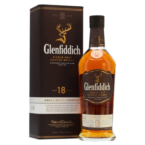 Glenfiddich 18 Years 750ML