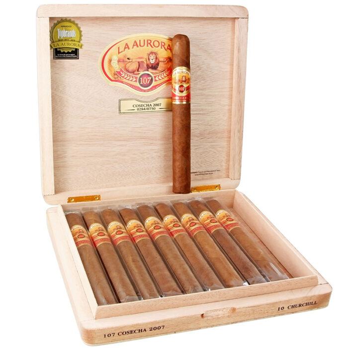 Aurora 107 Churchill Cigar
