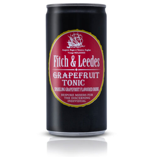 Fitch & Leedes Grapefruit Tonic Can 200ML