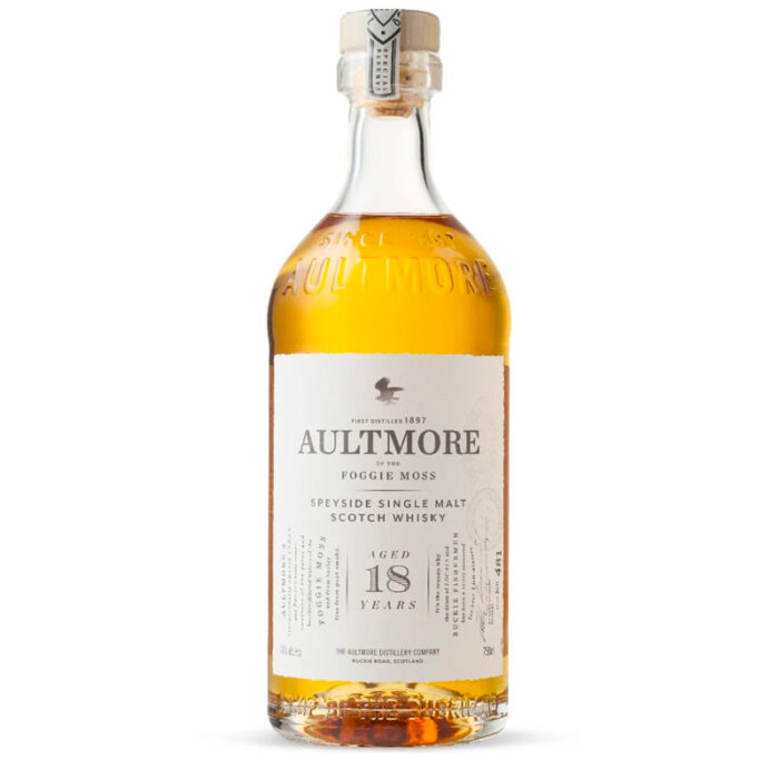Aultmore 12 Year Old Whisky 750ML
