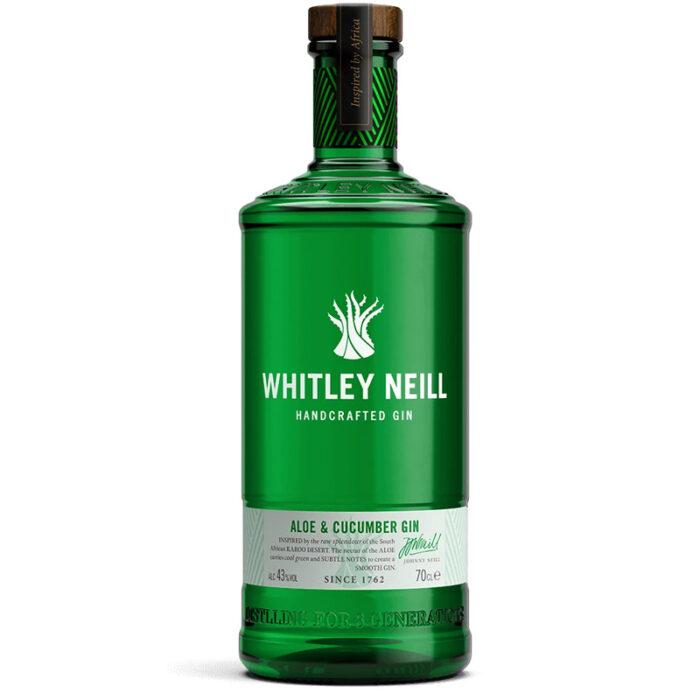Whitley Neil Aloe & Cucumber Gin 1000ml