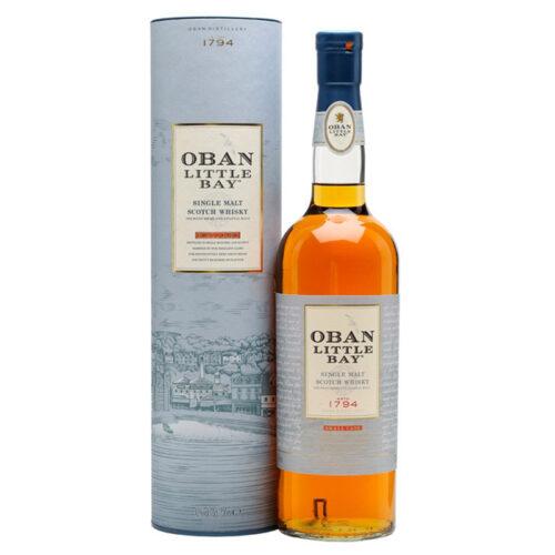 Oban Little Bay Whisky 1000ml