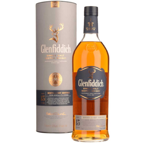 Glenfiddich 15 Year Old Distillery Edition 1L