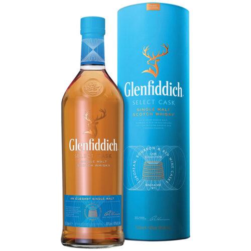 Glenfiddich Select Cask Scotch Whisky 1000ml