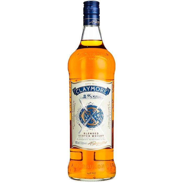 Claymore Scotch Whisky 1000ml