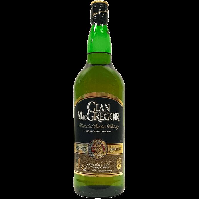 Clan MacGregor Scotch 1000ml