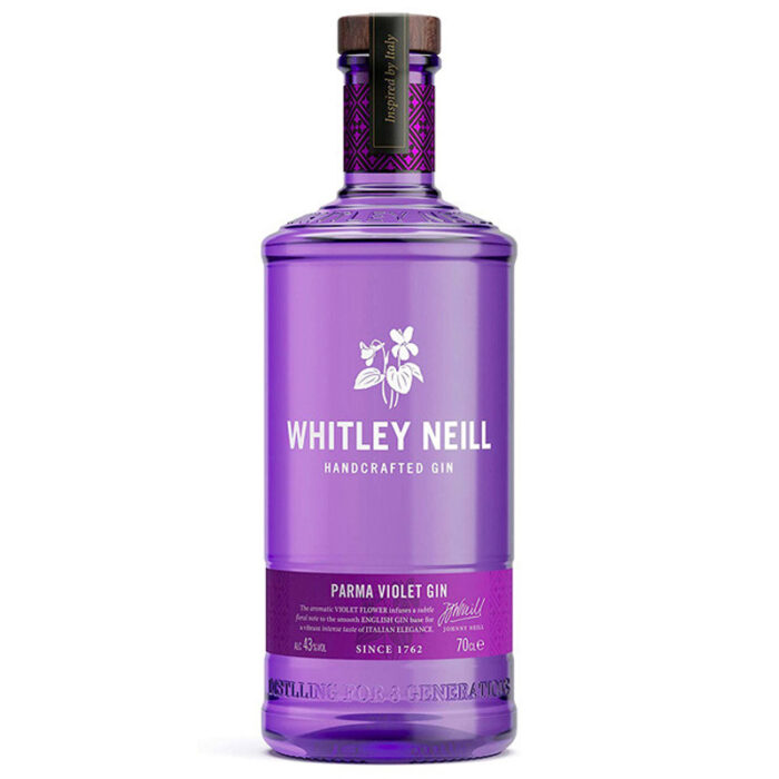 Whitley Neill Parma Violet Gin 1000ml