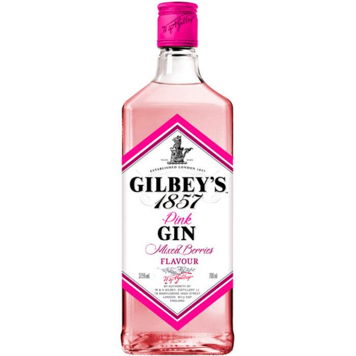 Gilbeys Pink Gin 700ml