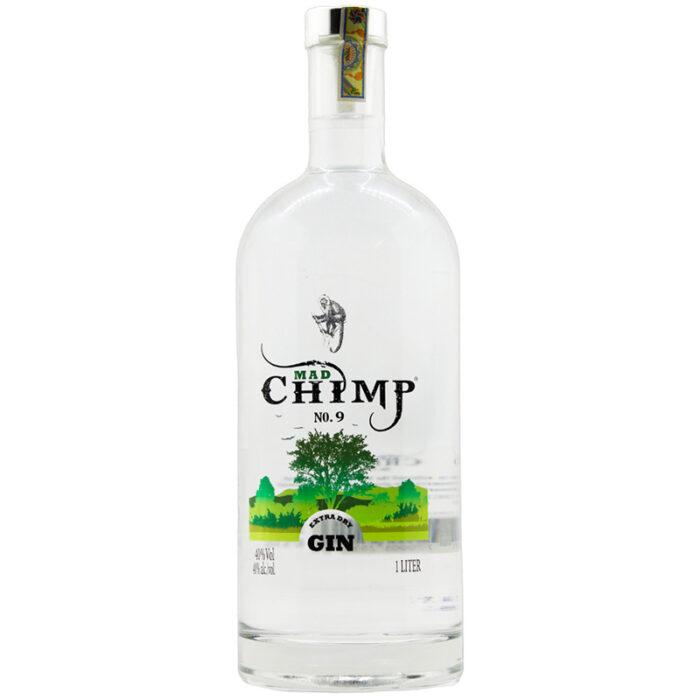 Mad Chimp Gin 1000ml