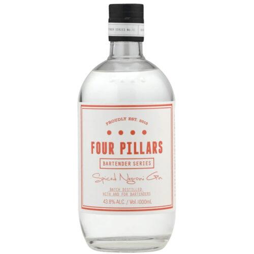 Four Pillars Spiced Negroni Gin 1000ml